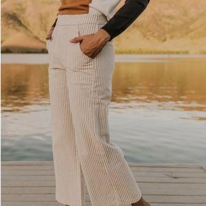 ROOLEE Nicki Stripe Pant